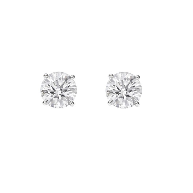 Diamond Stud Earrings 0.20cts tw