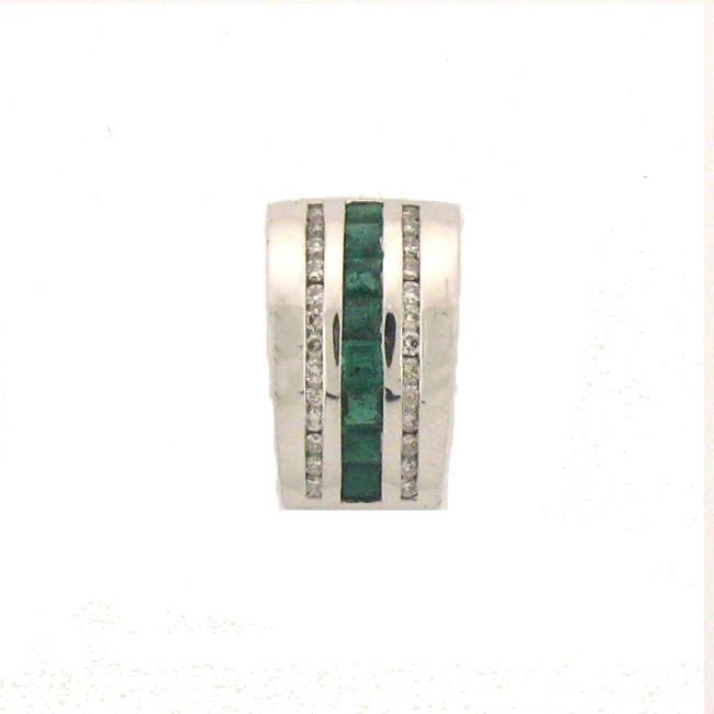 Emerald and Diamond Slider