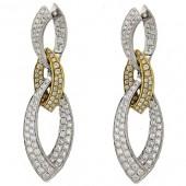 Diamnod Earrings