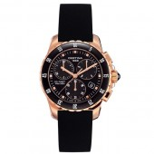 Certina DS First Lady Ceramic Black