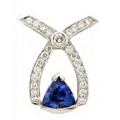 Sapphire & Diamond Slide
