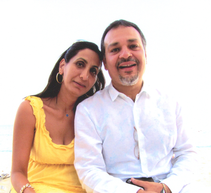 Manu & Neelam Budhrani
